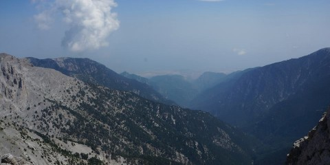 Hiking Mount Olympus