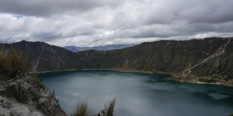 Hiking The Quilotoa Loop